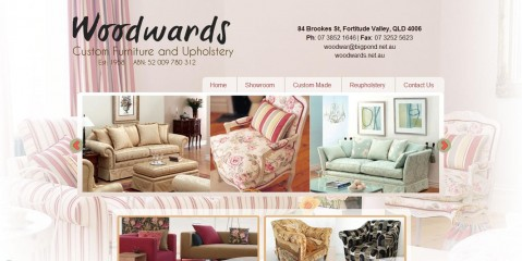 Woodwards - Custom made furniture and upholstery