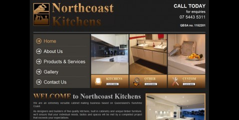 North Coast Kitchens - Expert Kitchen Makers..